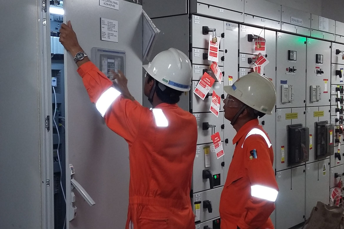 Universal Electric Power Electrical Installation